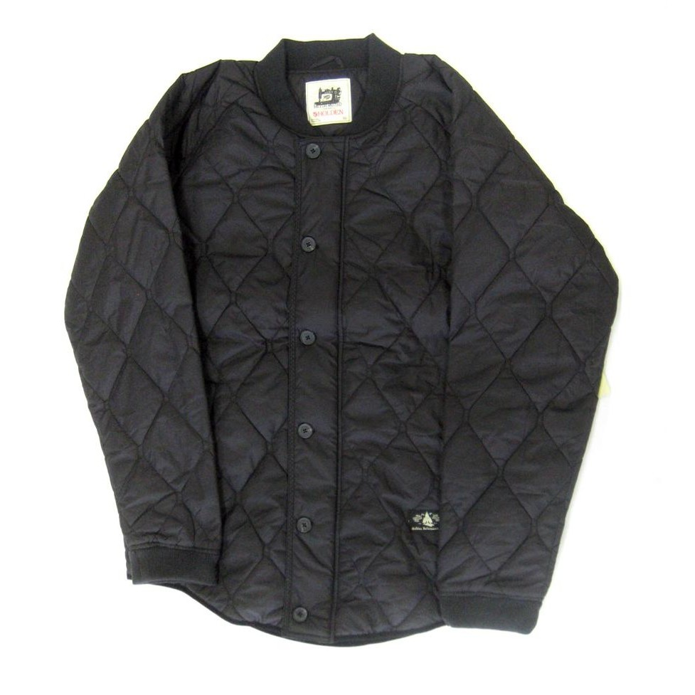 Oakwood Insulated Jacket (blk)