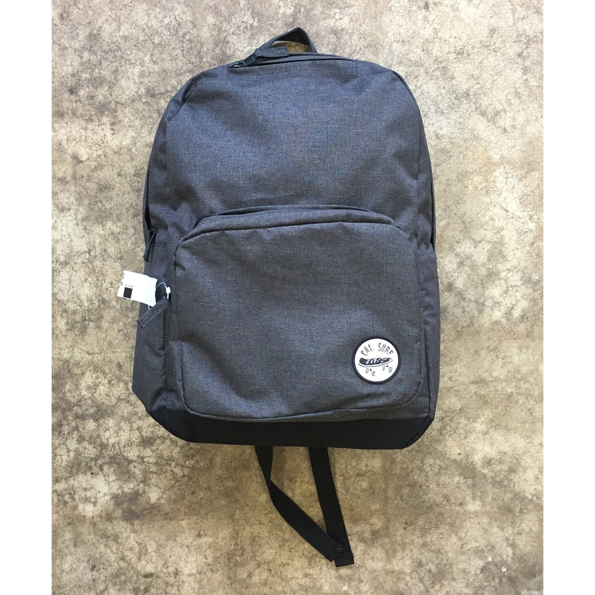 Metro Backpack -Asphalt/Black