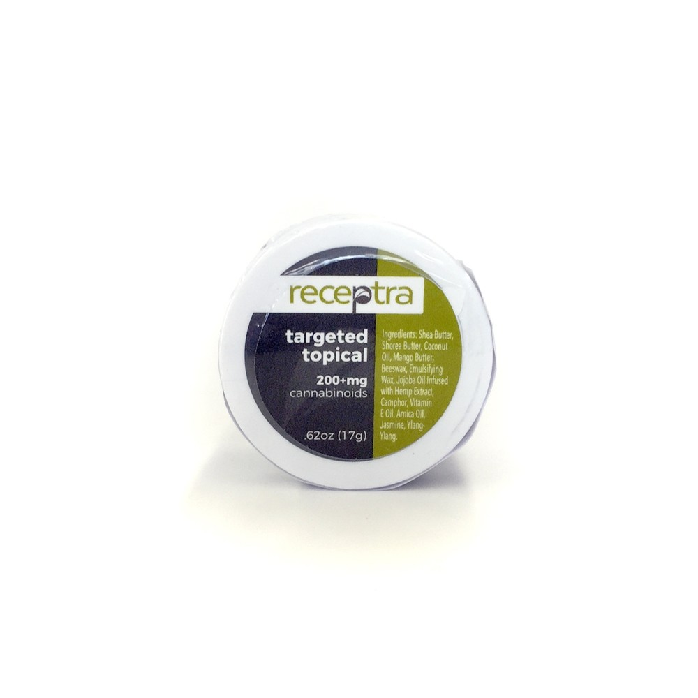 CBD Targeted Topical - 200mg