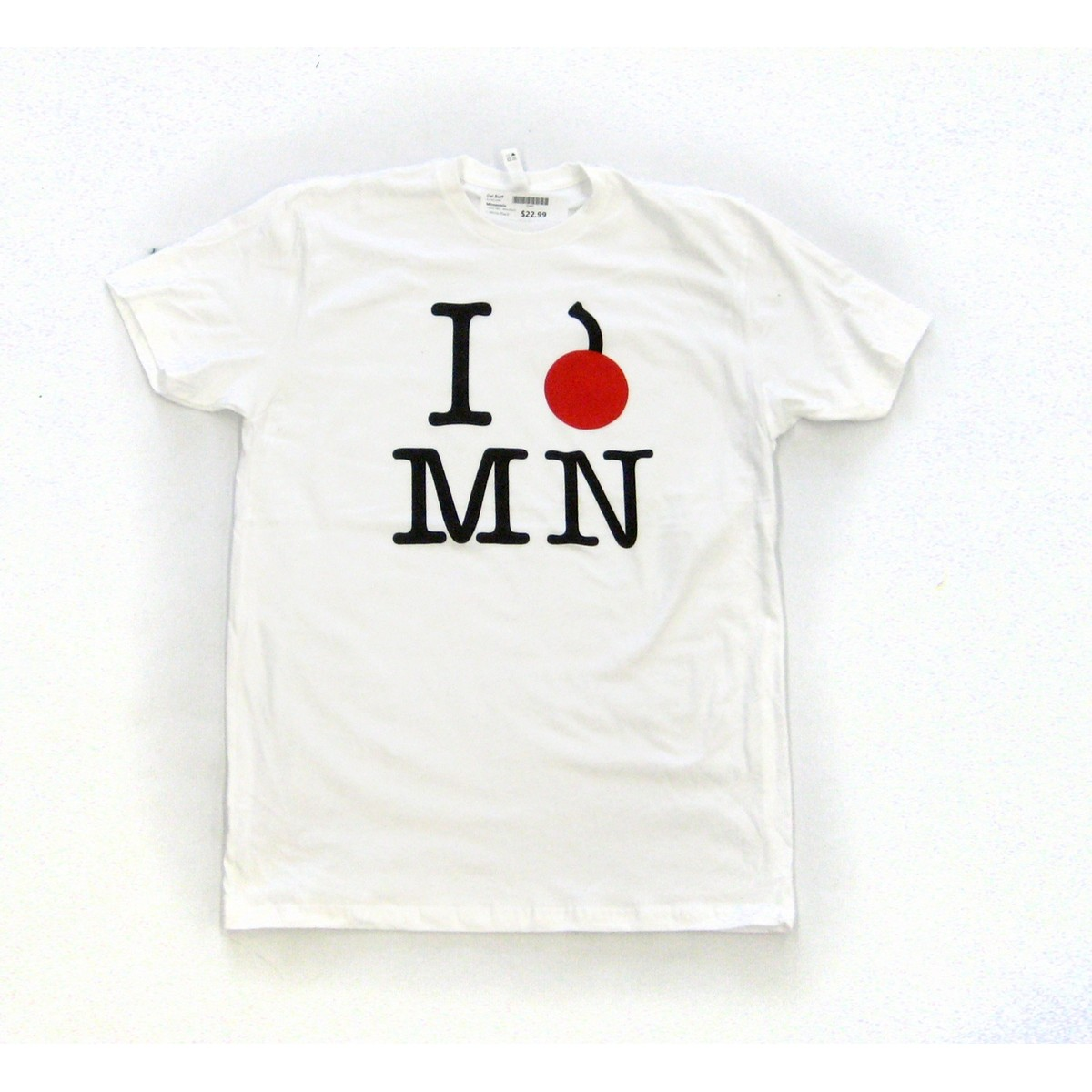 I Spoon MN - White/Black
