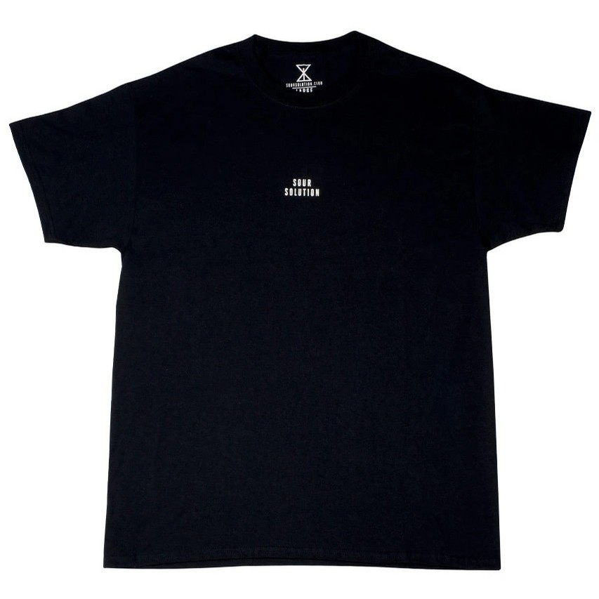 Finger Tee - Black
