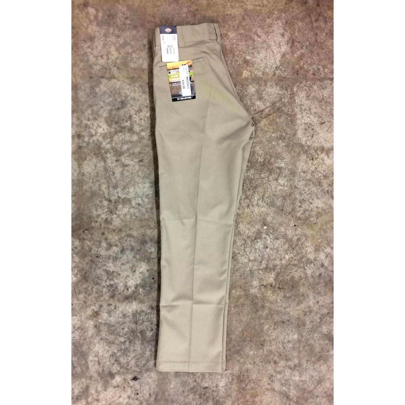 67 Collection Slim Straight Work Pant(ds)