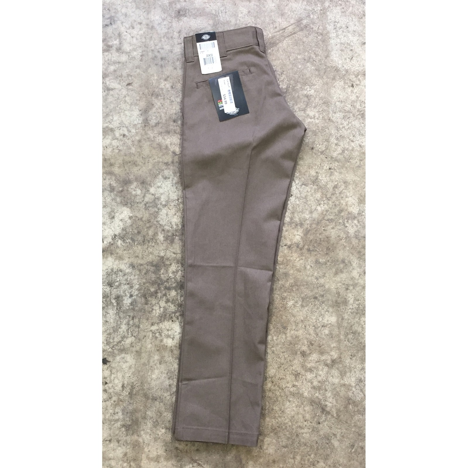 67 Collection Slim Straight Work Pant(mr)