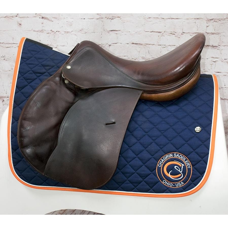 17 1/2 IN Devoucoux Oreka Saddle Medium Wide Tree