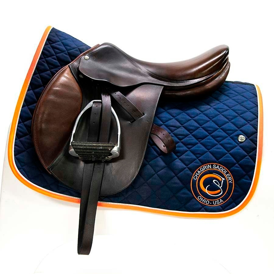 16 IN Butet Saddle with Fittings Medium Tree