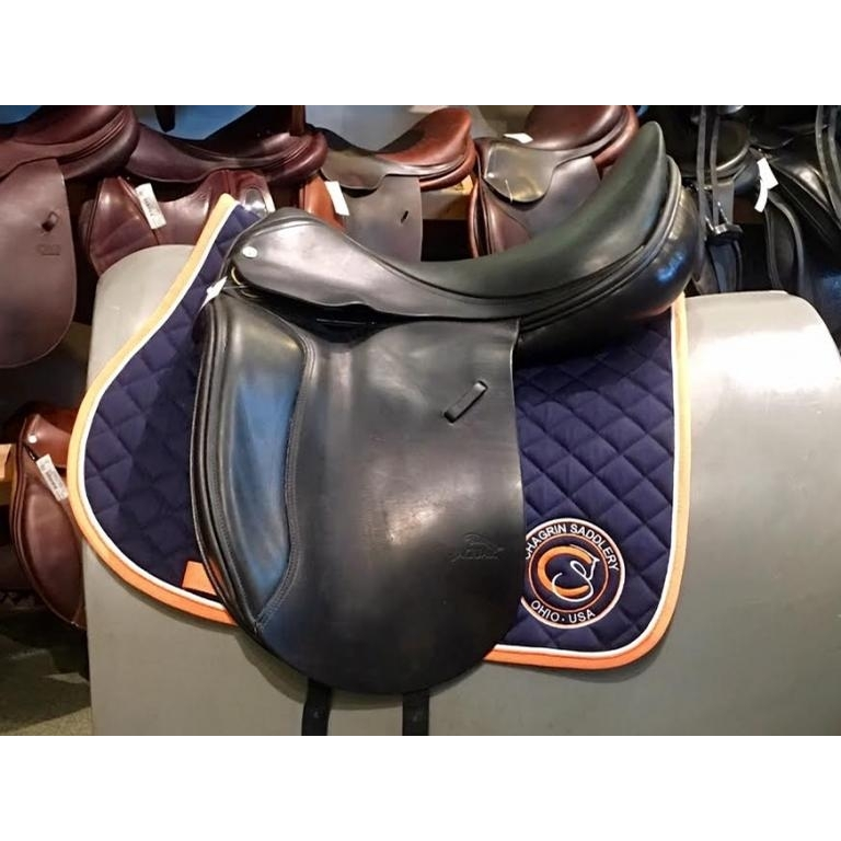 18 IN Jaguar Saddle Wide Tree