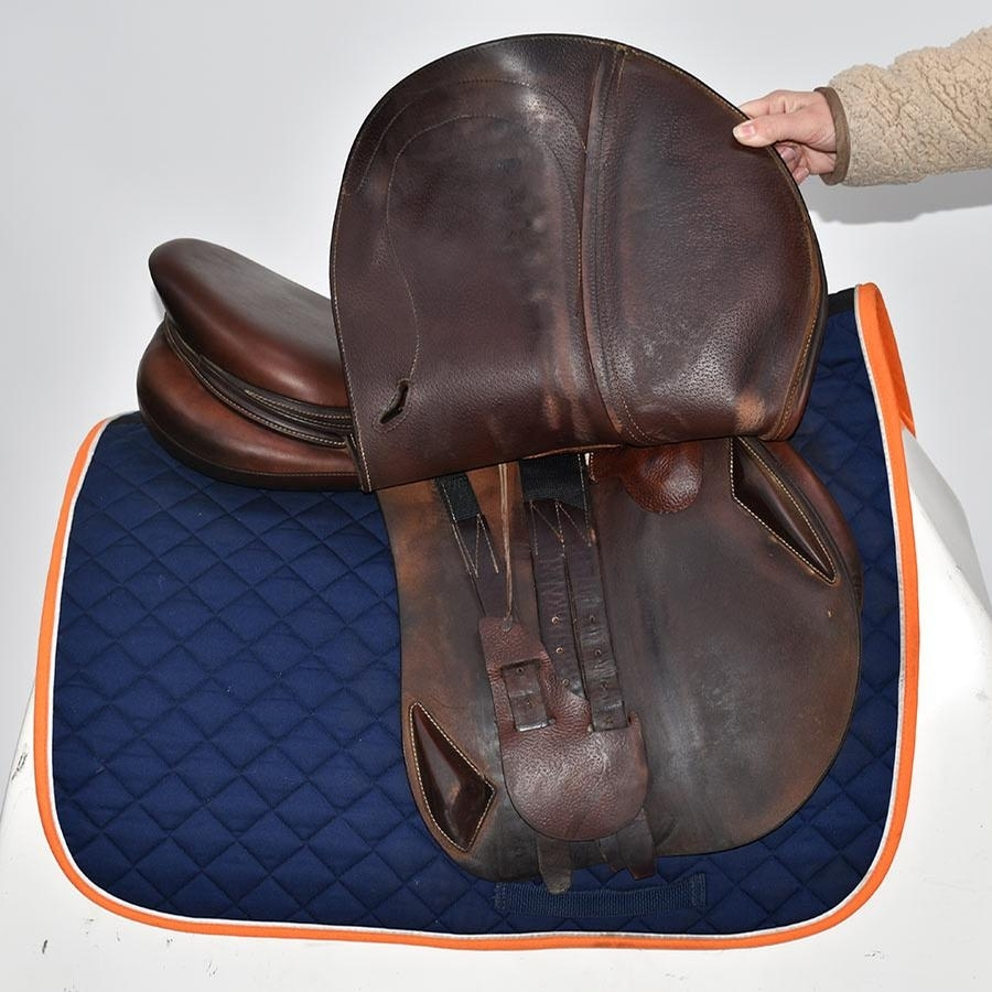 17 IN Antares Saddle Medium Wide Tree 2015
