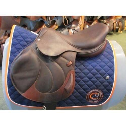 17 1/2 IN Antares Monoflap Saddle Medium Wide Tree 2013