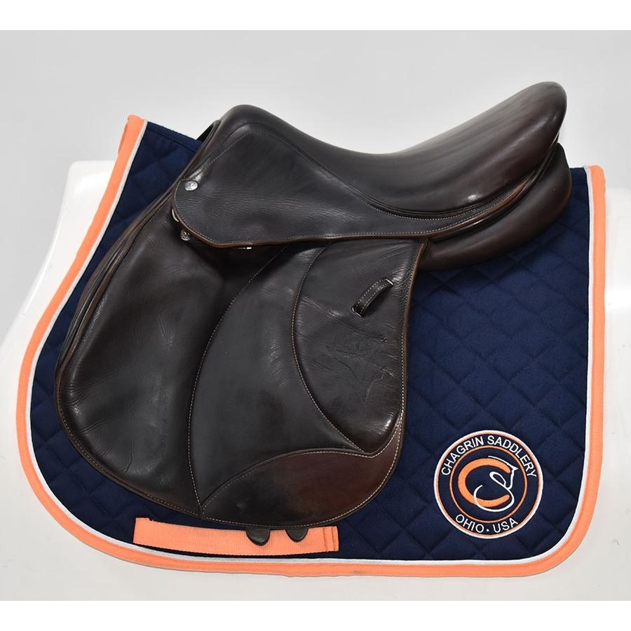 16 IN Voltaire Palm Beach Second Skin Saddle Medium Wide Tree 2014