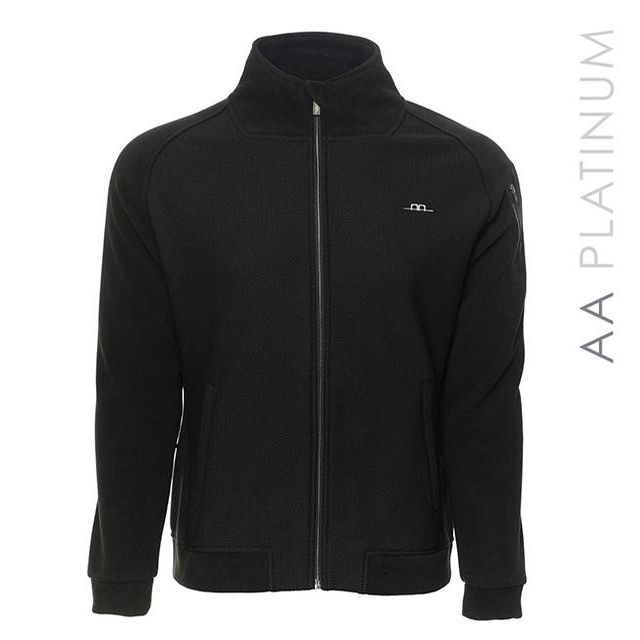 Mens Spoleto Fleece Jacket (Navy Blue)