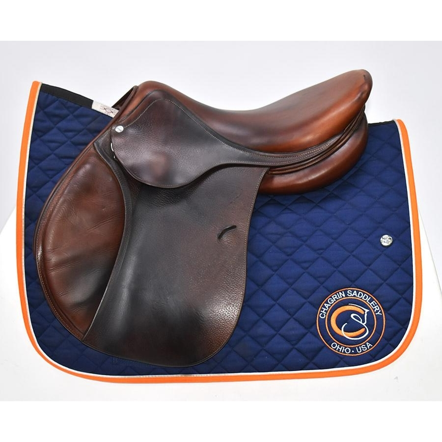 17 IN Antares Saddle Medium Wide Tree 2010