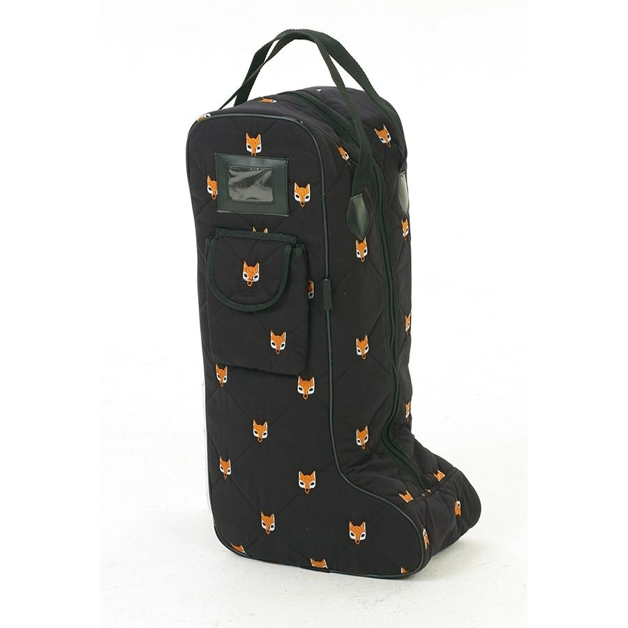 Foxes Boot Bag