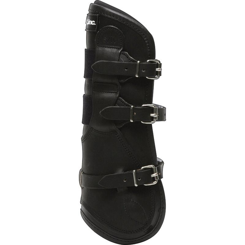 T-Boot Luxe Front Boots (Black)