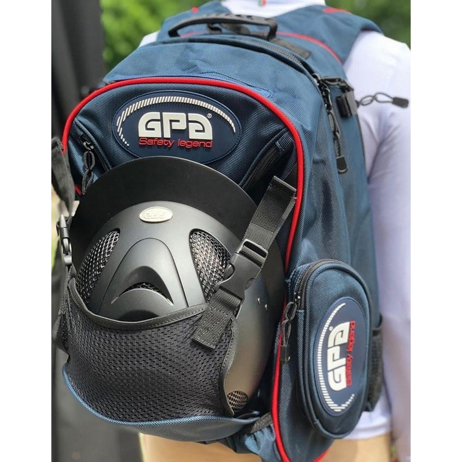 4S Groom Backpack (Navy Blue)