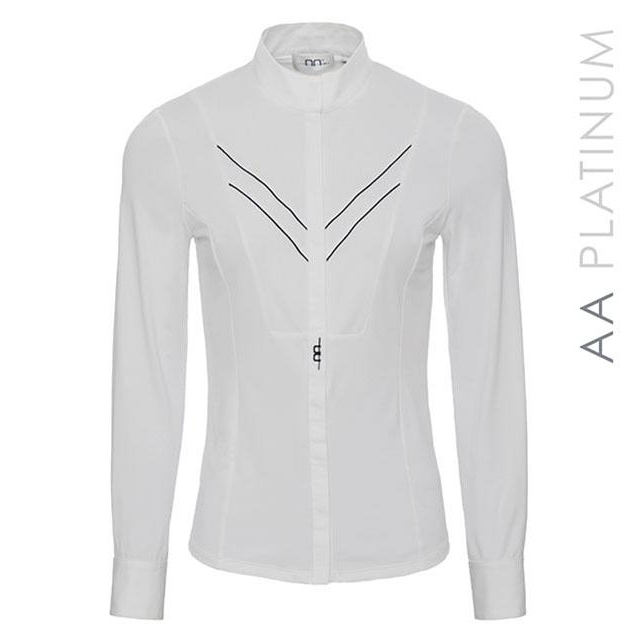 Ladies Porto Competition Shirt (White)