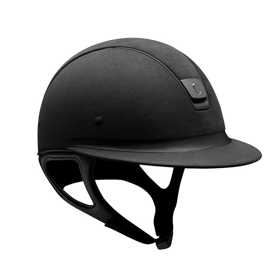 Miss Shield Premium Helmet (Black)