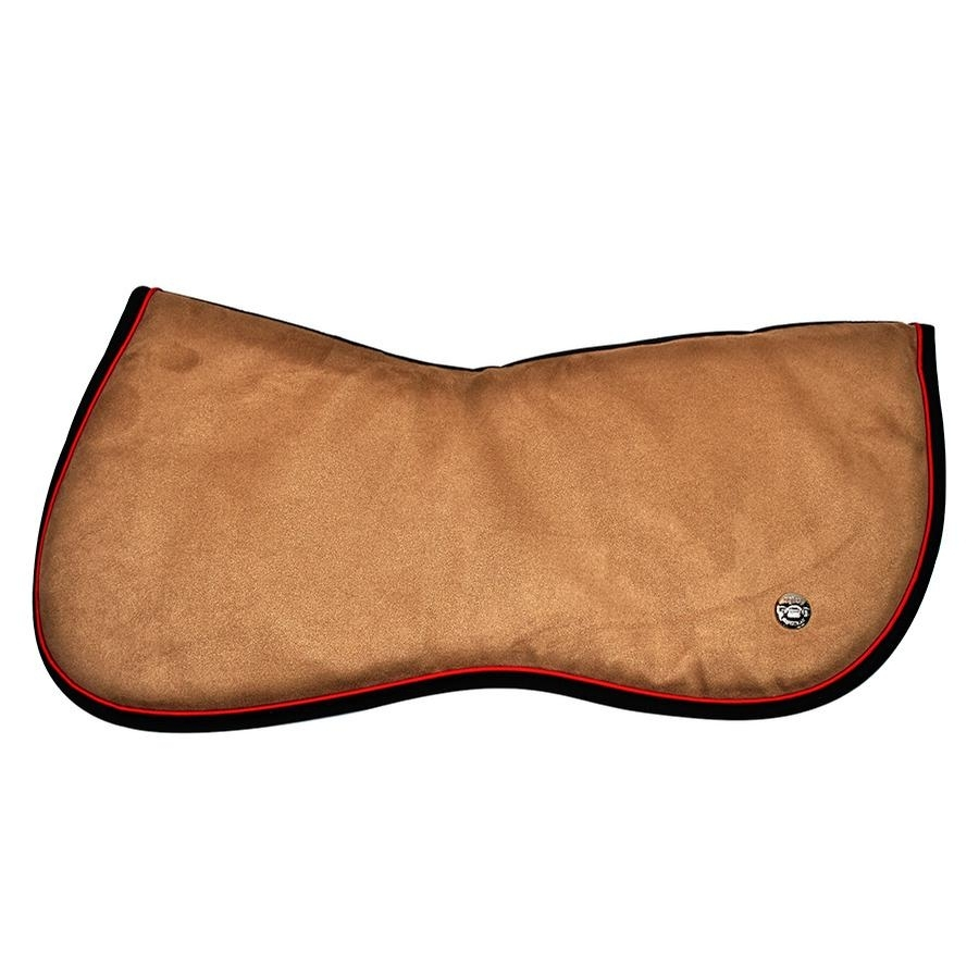 Gummy Jump Half Pad (Tan/Red Nylon/Black)