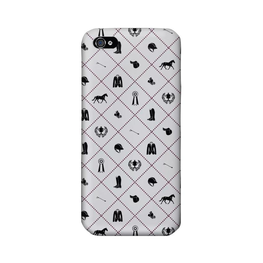 iPhone 7+/8+ Phone Case (Circuit Sterling)