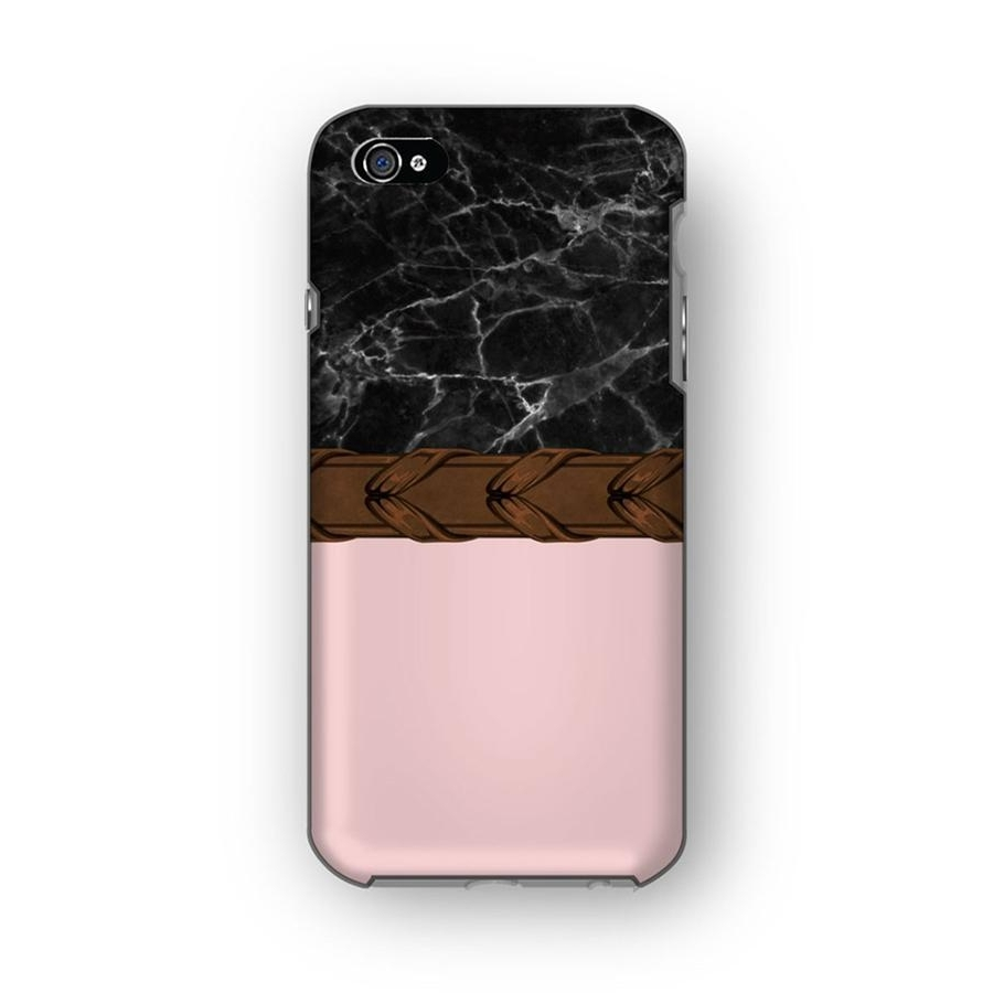 iPhone 7+/8+ Phone Case (Laced Blush)