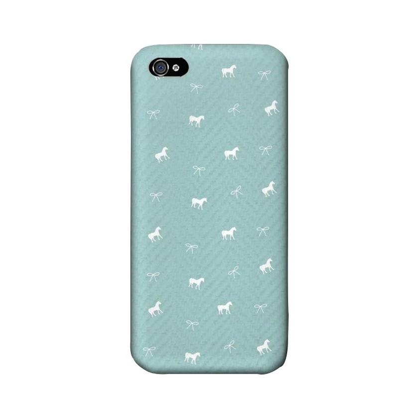 iPhone X Phone Case (Sky Pony)