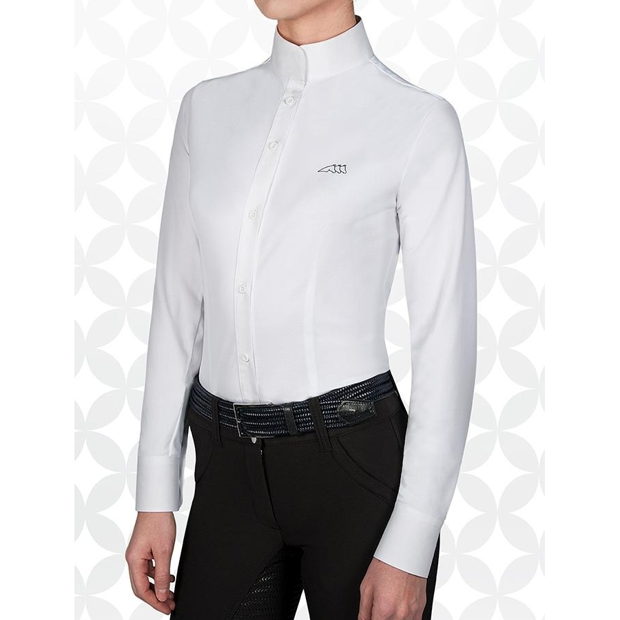 Ladies Victoria Long Sleeve Show Shirt