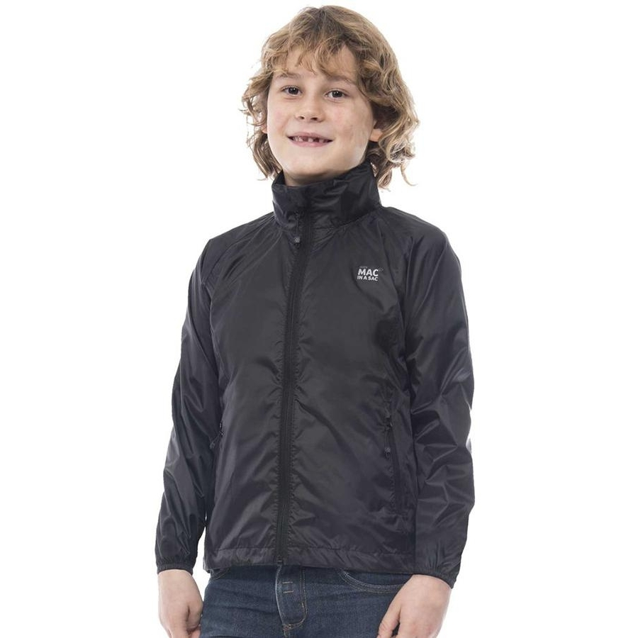 Childrens Origin Jacket (Jet Black)