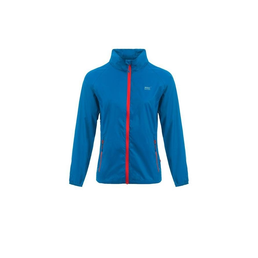Ladies Origin Jacket (Electric Blue)