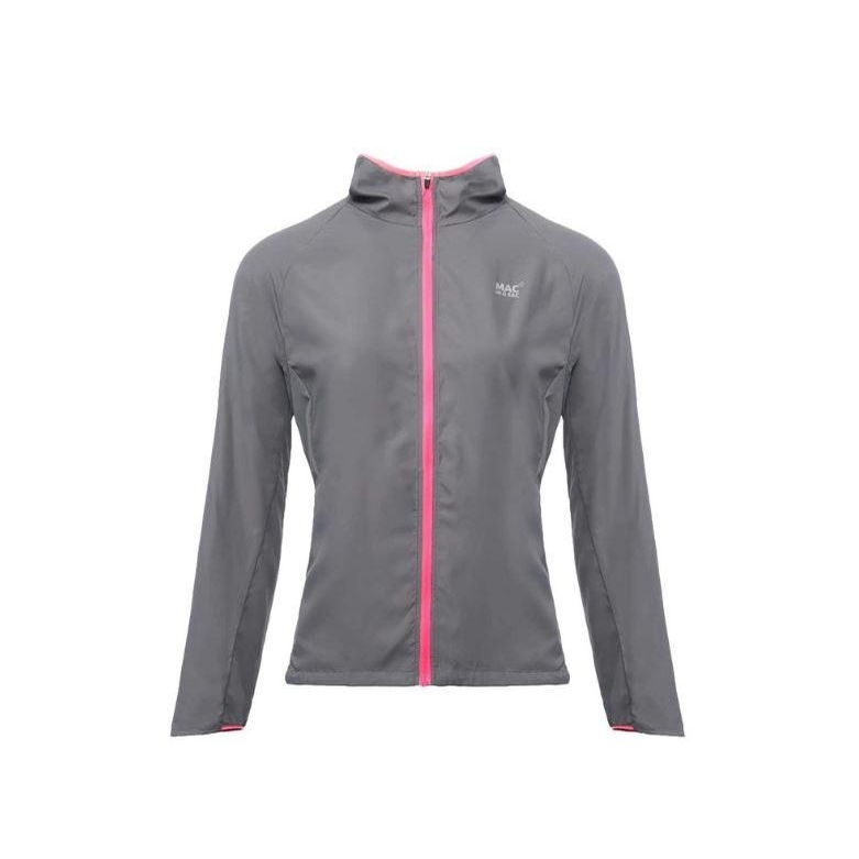 Ladies Ultra Jacket (Shadow/Pink)