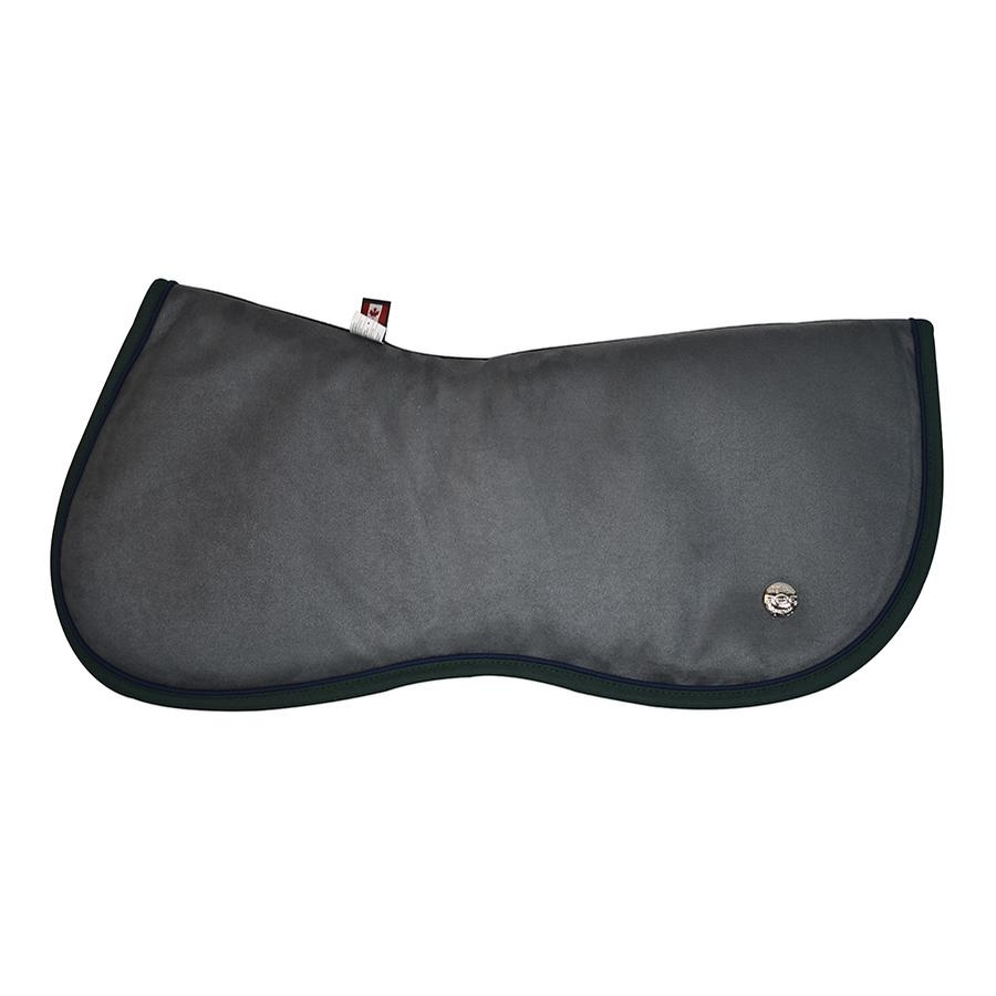 Gummy Jump Half Pad (Grey/Navy/Hunter Green)