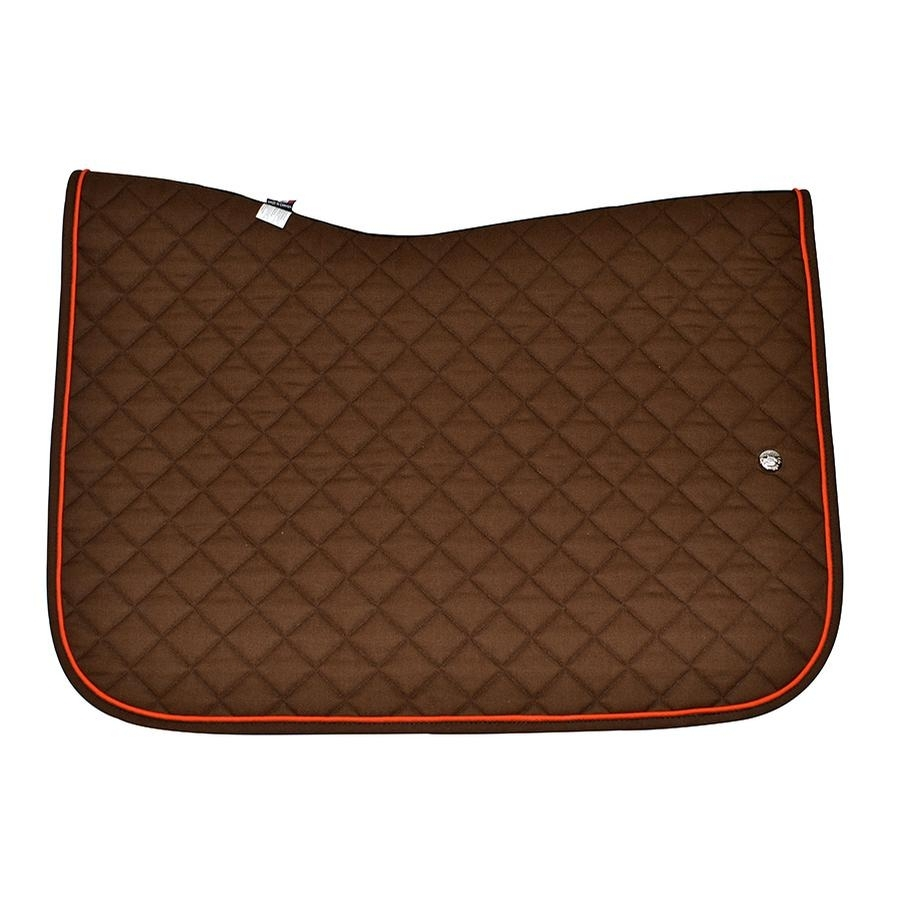 Jump Baby Pad without Girth Loops (Chocolate/Burnt Orange/Chocolate)