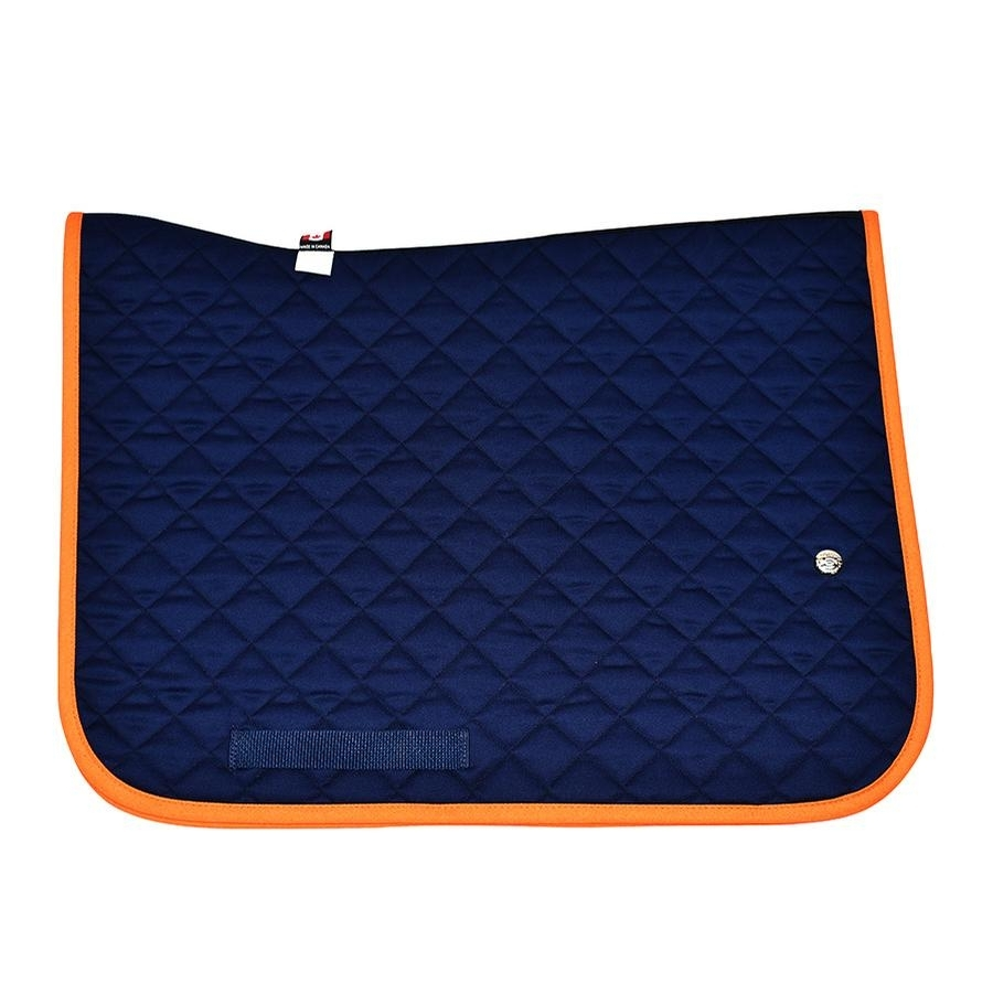 Jump Baby Pad (Navy/Orange)