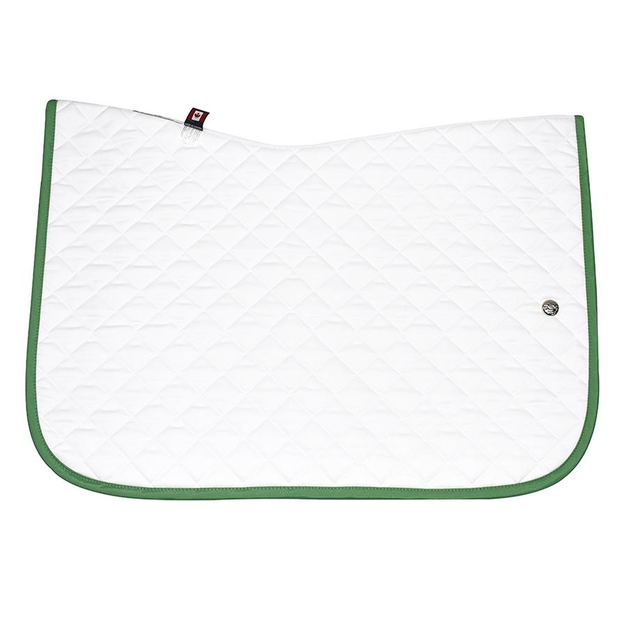 Jump Baby Pad without Girth Loops (White/Apple Green)