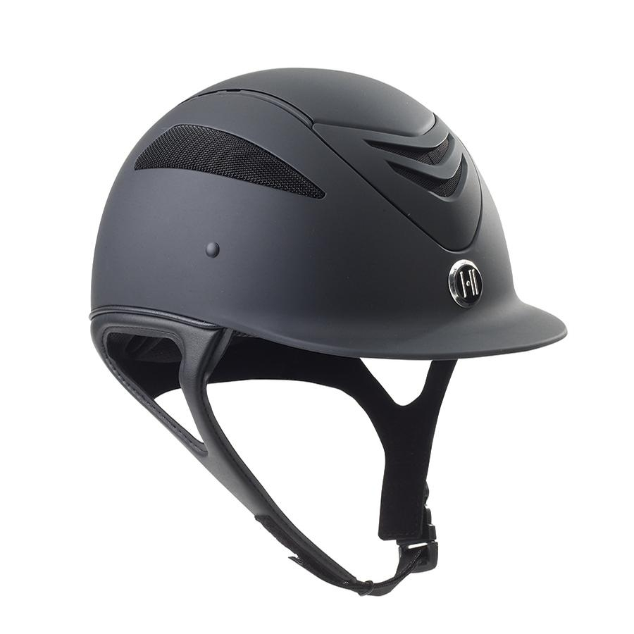 Defender Matte Helmet (Black)