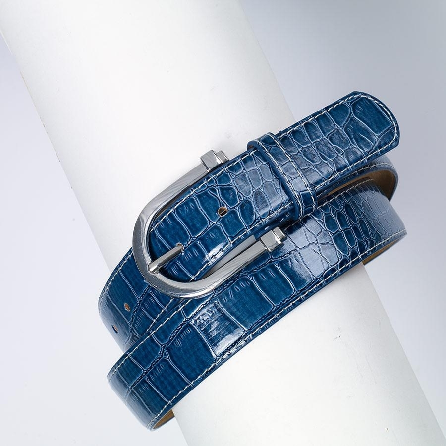 Ladies Belmont Belt (Dutch Blue)