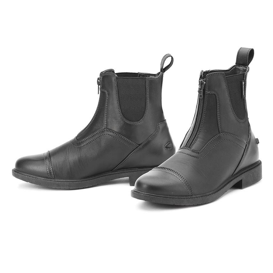 Energy Zip Paddock Boot (Black)