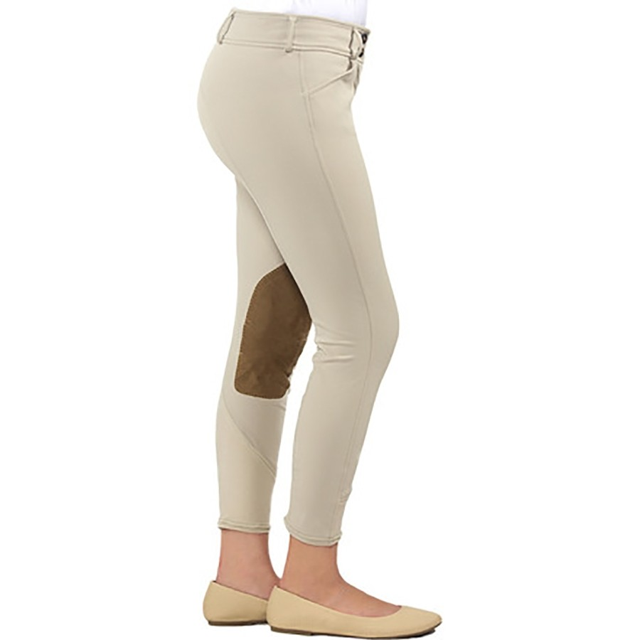 Girls Harrisburg Breech (Sand)