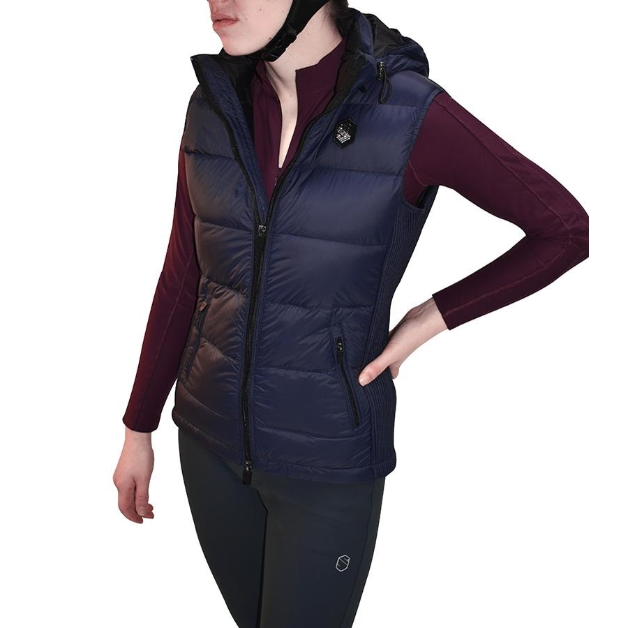 Ladies Chamonix 3.0 Vest (Navy)