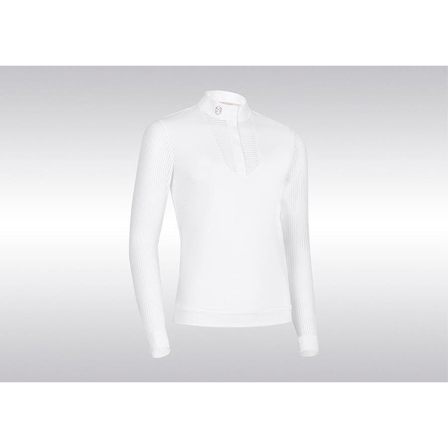 Ladies Faustine Long Sleeve Show Shirt
