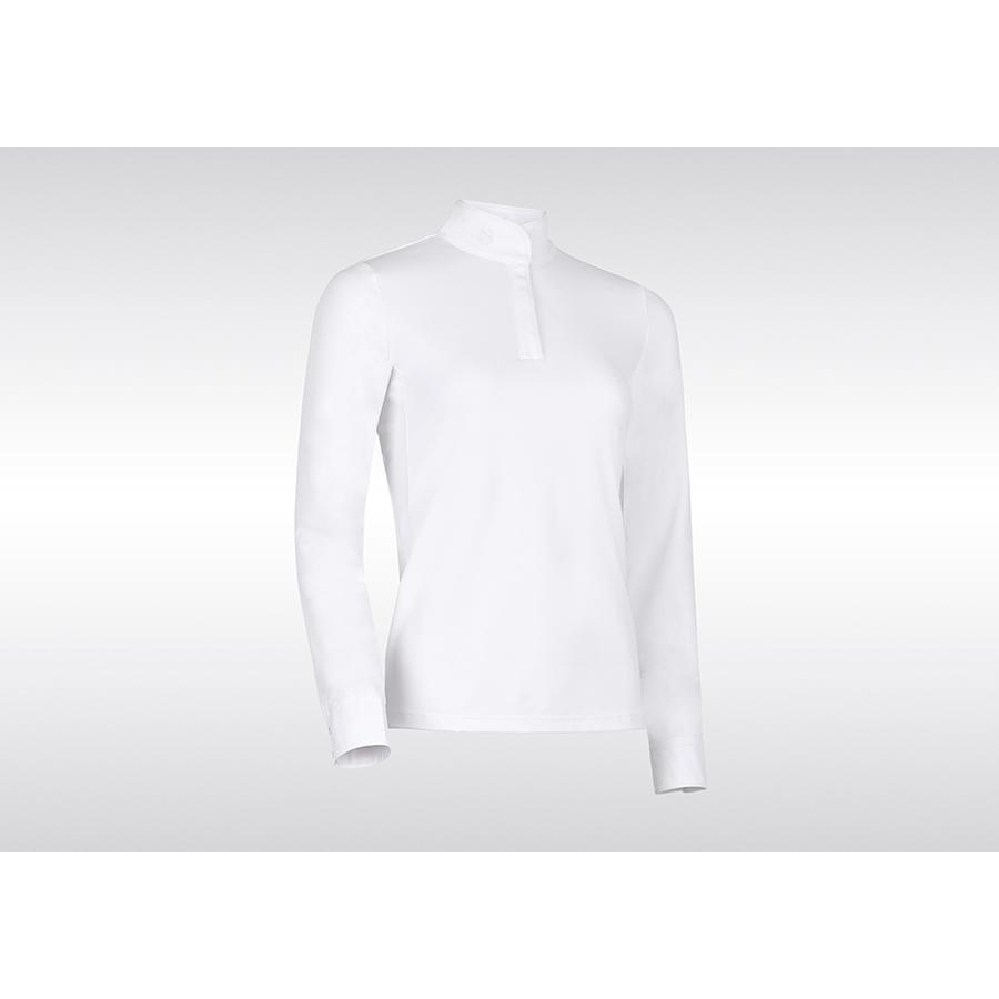 Ladies Juline Long Sleeve Show Shirt