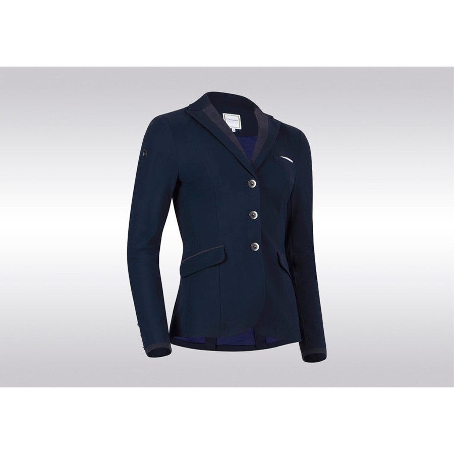 Ladies Louise Competition Jacket (Navy)