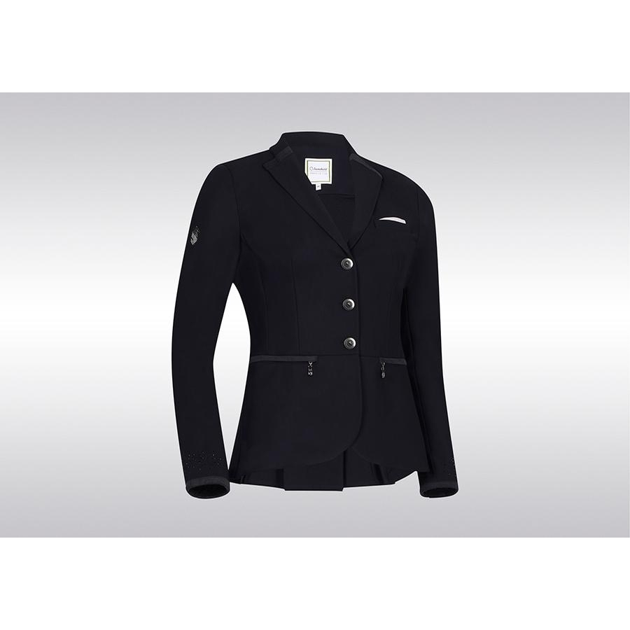 Ladies Victorine Competition Jacket (Black)