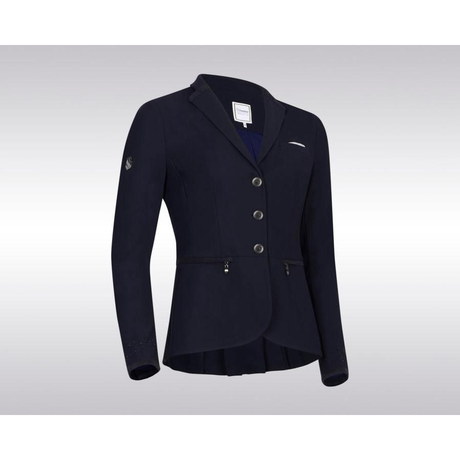 Ladies Victorine Competition Jacket (Navy)