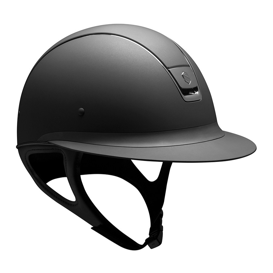 Miss Shield Shadowmatt Helmet (Black)
