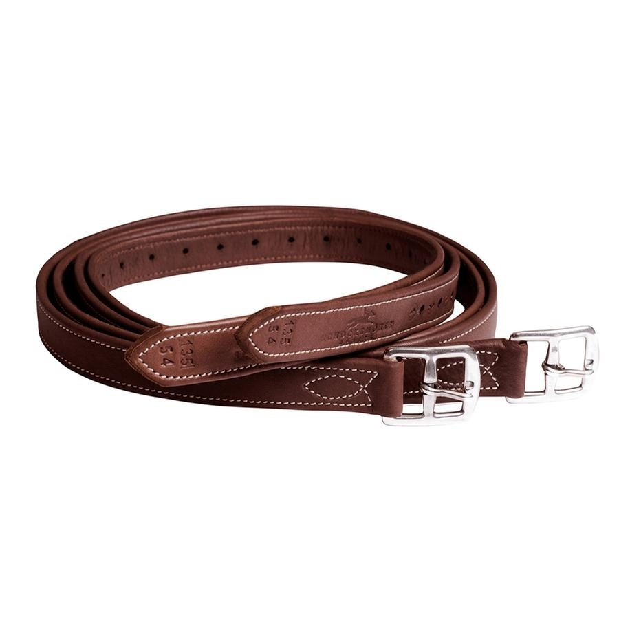 Chantilly Stirrup Leather (Royal Oak/Cream)