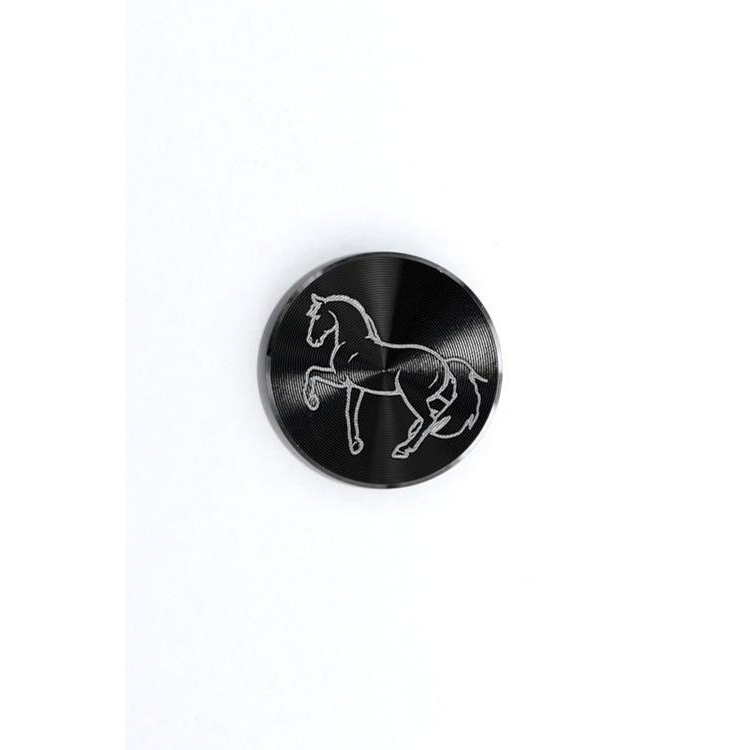 Prancing Pony Pop-Up Phone Grip (Onyx)