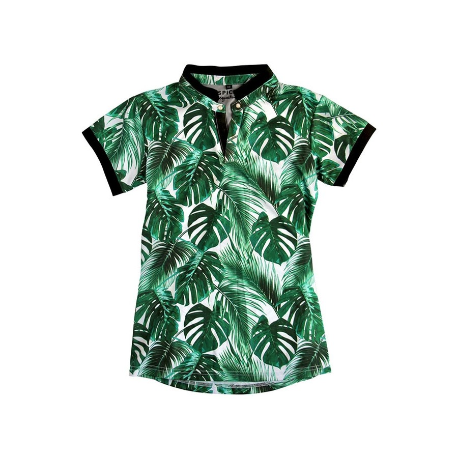 Ladies Siren Dry-Fit Polo (Foliage)