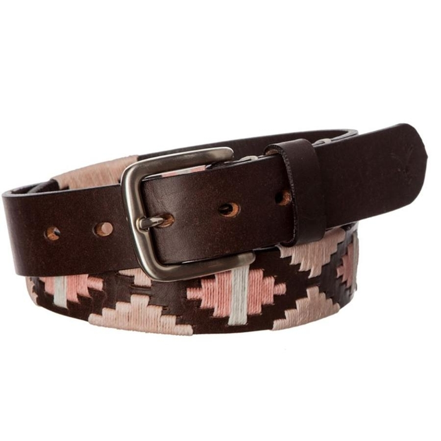 Polo Belt Aztec (Pink/Pink)