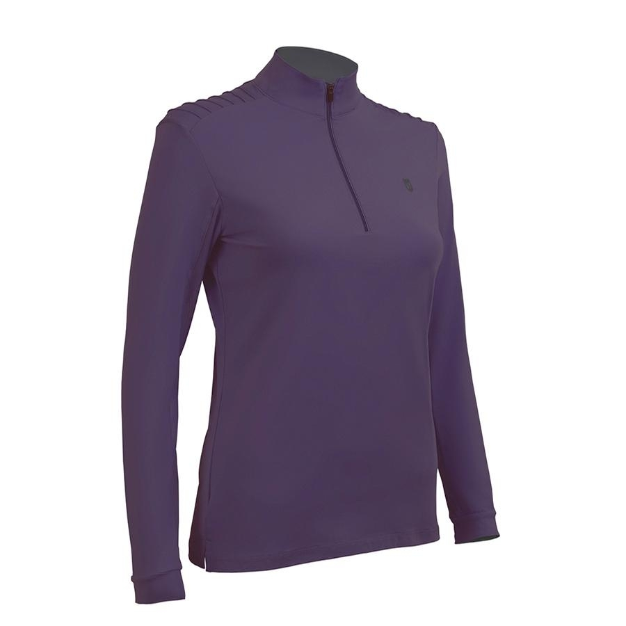 Symphony Sun Chic 50 Long Sleeve (Plum)