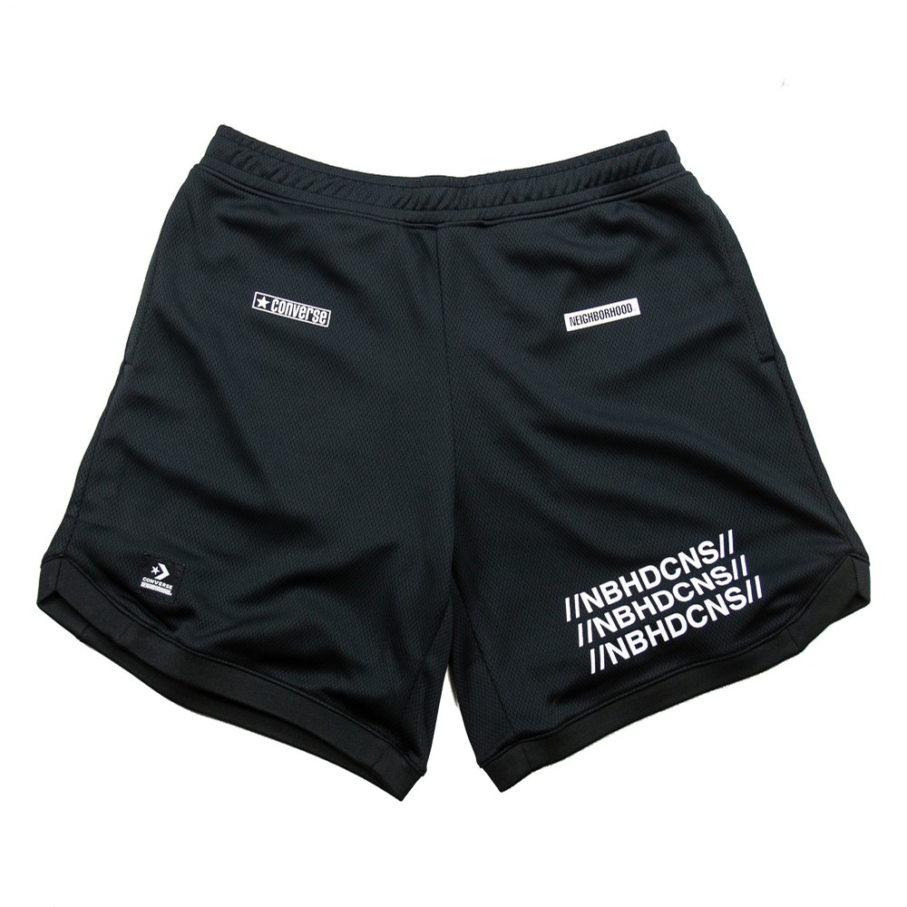 Converse x Neighborhood Shorts (Black)