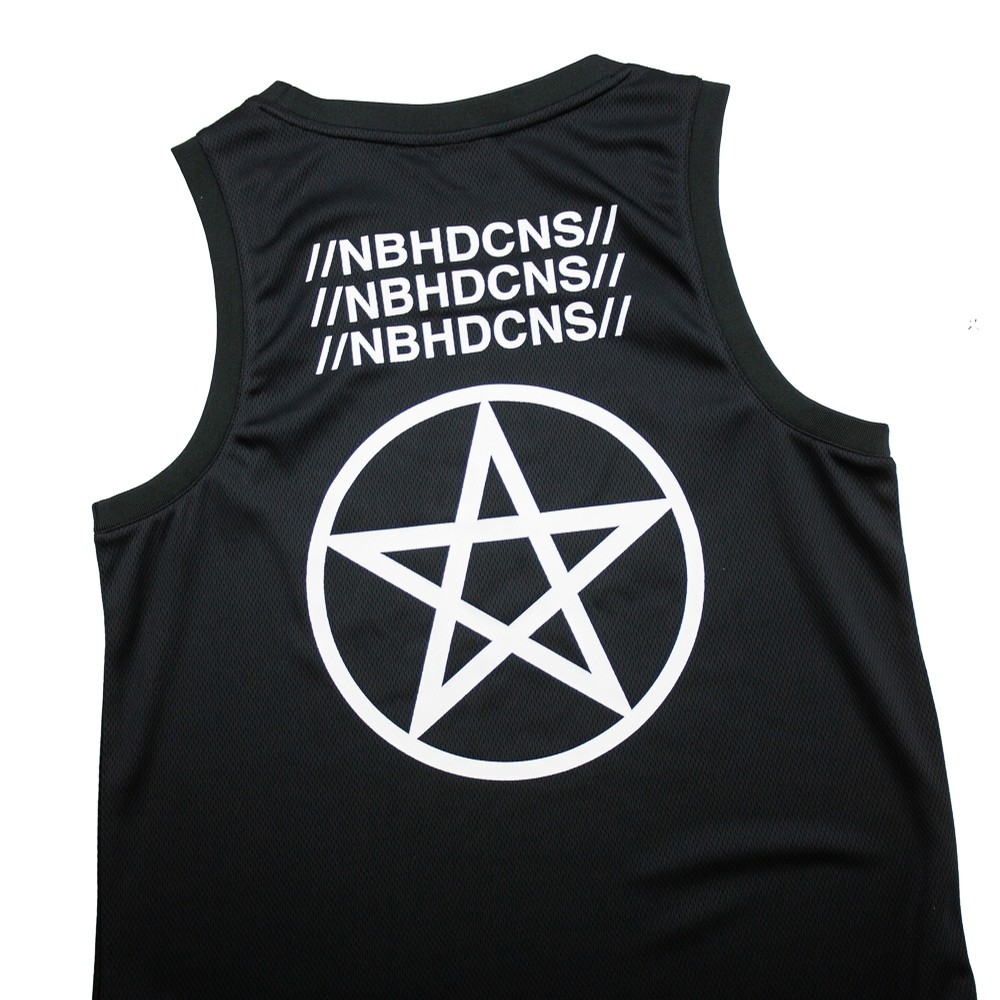 Converse x Neighborhood Basketball Jersey (Black)
